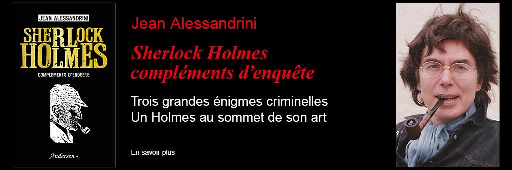 Sherlock Holmes compléments d'enquête