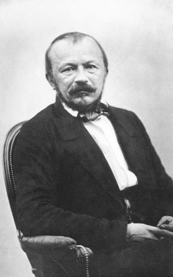 Photo de Gérard de Nerval